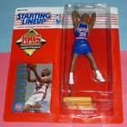 1995 GRANT HILL Detroit Pistons Rookie K-Mart Starting Lineup - FREE s/h - NM-