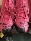 Mike Trout Autographed Mother's Day Pink Cleats
