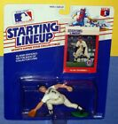 1988 ALAN TRAMMELL Detroit Tigers Rookie Starting Lineup - FREE s/h - Kenner NM+