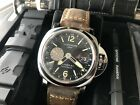 Panerai PAM 88 GMT w/ Box and Papers