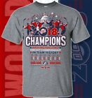 Washington Capitals 2018 Stanley Cup Champions T-shirt Gray Size Small