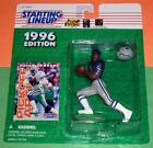 1996 DEION SANDERS #21 1st Dallas Cowboys - FREE s/h- NM+ Starting Lineup Kenner