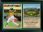 Yoenis Cespedes Autographs Coming From Topps 8