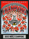 2015 Chicago Blackhawks Stanley Cup Champions Collectibles Guide 17