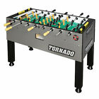 TORNADO TOURNAMENT 3000 T3000 T 3000 FOOSBALL TABLE with 1 MAN GOALIE NEW