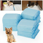 100X HOUSE PUPPY DOG CAT PET POTTY TRAINING PADS PEE TRAIN PAD MATS 3345cm NEW