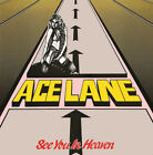 CD ACE LANE - SEE YOU IN HEAVEN (NEW/SEALED) CLASSIC METAL
