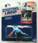 1988 ROOKIE STARTING LINEUP - SLU - MLB - GEORGE BRETT - KANSAS CITY ROYALS