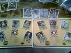 1992 UPPER DECK HEROES PROMO SHEET 2 DIF+ CARDS 4 DIF W BROOKS ROBINSON