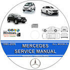 Smart Fortwo - Forfour - Roadster - Service Shop Repair Manual + WIRING