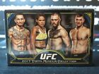 2017 Topps UFC Museum Collection Sealed Hobby Box 2 AUTOS + 1 RELIC PER BOX!