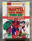 1976 Topps Marvel Super Heroes Stickers 12