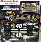 JIMMIE JOHNSON 2013 KOBALT SPRINT CUP SERIES CHAMPIONSHIP 6 TIME  LIQUID COLOR