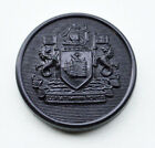 Port of London Authority Police Black Button