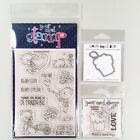 Your Next Stamp Lot Beary Special Clear Stamp Set  Love Muffin Stamp Set  Die