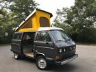 1989 Volkswagen Bus Vanagon volkswagen vanagon westfalia 1989 new engine