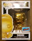 2018 NYCC Exclusive Funko Pop Black Panther Shuri Gold