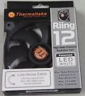 Thermaltake Riing 12 Series 120mm LED Ring Case Fan White CL-F038-PL12WT-A