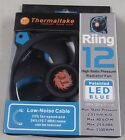 Thermaltake Riing 12 Series 120mm LED Ring Case Fan Blue CL-F038-PL12BU-A