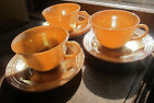 SAUCER LOT FIRE KING OVEN WARE