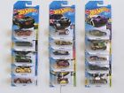 Hot Wheels Complete 2018 regular Treasure Hunt set lot of 15