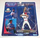 1998 Mark McGwire St. Louis Cardinals Extended Series Starting Lineup