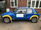 Peugeot 205 GTI 19 Stage Rally Car