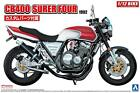 Aoshima Bike 55 55144 Honda CB400SF w/ Custom Parts 1/12 scale kit