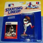 1988 DONNIE MOORE California Angels Rookie - FREE s/h - sole Starting Lineup RIP