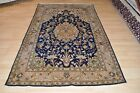 Antique ON SALE TREE OF LIFE Authentic 5'x8' Persian pictorial Silk