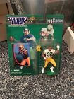 1998 Reggie White #92 Starting Lineup SLU With Card Mint Green Bay Packers