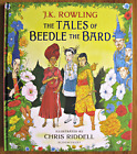 The Tales Of Beedle The Bard Illustrated SIGNED by ILLUSTRATOR + TOTE BAG