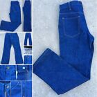 Vintage Jeans 31 X 30 1 4 Zipper Fly With Snap Closure Rockabilly