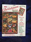 Vintage Topix Twelve Days Of Chtistmas Iron On Full Color Transfer