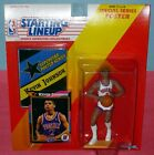 1992 KEVIN JOHNSON Phoenix Suns NM- with poster -FREE s/h- final Starting Lineup