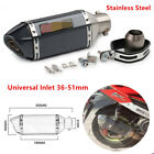 Universal Moped Scooter Exhaust Muffler Pipe  Removable DB Silencer Can On Sale