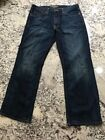 LUCKY 361 VINTAGE STRAIGHT DENIM JEANS SIZE 32 X 30
