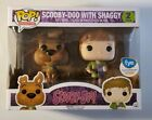 Funko Pop! Animation Scooby-Doo With Shaggy 2-pack FYE Exclusive! free shipping
