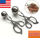 US STOCK Meatball Maker Stainless Steel Meatball Mold Clip DIY Cooking Meat Tool
