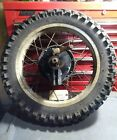 1983 HONDA XL600R REAR WHEEL 2.50x17 D.I.D JAPAN OEM ORIGINAL 5.10-17 Tire axel