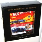HOT WHEELS 40TH ANNIVERSARY EDITION CUSTOM OTTO REDLINE CLUB LIMITED EDITION