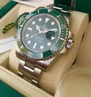 Auction Rolex Submariner 16610 Stainless Steel Automatic Men's Watch