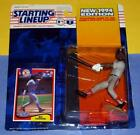 1994 MO VAUGHN Boston Red Sox Rookie - FREE s/h - Kenner Starting Lineup