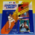 1992 ROGER CLEMENS Boston Red Sox - FREE s/h - Starting Lineup Poster NM+
