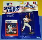 1988 WADE BOGGS Boston Red Sox NM- Rookie - FREE s/h- 3000 hits Starting Lineup