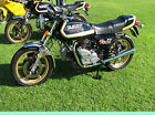 Ducati SD900 Darmah Full resto decal set with stripes flip-up rear tail model