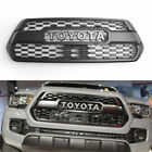 2016 2018 Front Bumper Hood OE Grille Fit For Tacoma Grill 2016 2017 PT228 35170