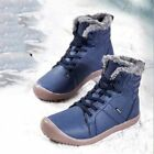 Winter Womens Warm With Velvet Thicken Boots Casual Trekking Ski Shoes Outdoor