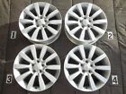 MITSUBISHI LANCER EVO OUTLANDER 18 WHEELS STOCK OEM FACTORY RIMS 18s SET OF 4