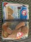 RARE MINT Humphrey The Camel Ty Teenie Beanie Babies 1999 Legends McDonalds NEW